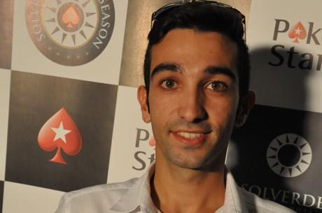 Portugal Poker Series Dia 2: Tiago Figueiredo lidera os finalistas