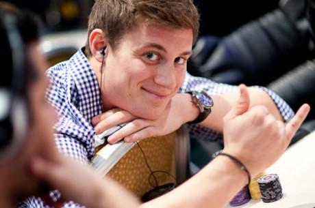 Anton Wigg & Hellmuth till dag 3 WSOPE Event #1 - 12 spelare kvar