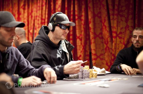 2011 WSOPE Event #1, Day 2: Hellmuth Among Final 12; Event #2 Kicks Off with Day 1a