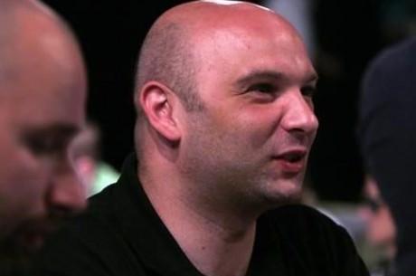 WSOPE 2011 - Evento #2 - Miguel Madjer Barbosa no Dia 2