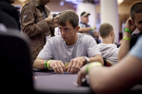 Startovao #3 Event: €5,300 Pot-Limit Omaha na WSOP-E 2011.