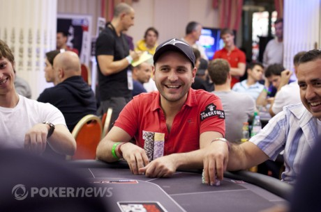 WSOP Europe: Roberto Romanello jahib Triple Crown tiitlit