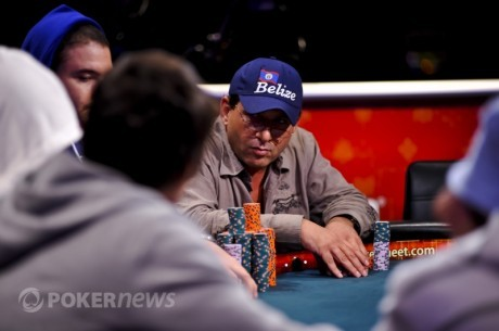Les 'November Nine' des WSOP 2011 : Badih Bounahra