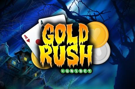Especial Gold Rush Halloween na Unibet Poker