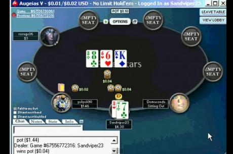 Instruktážní video od Team PokerStars Pro