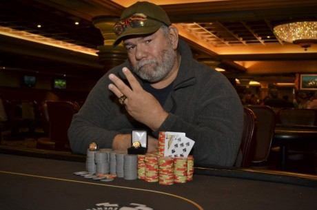 Robert Castoire Victorious at World Series of Poker Circuit Horseshoe Southern Indiana