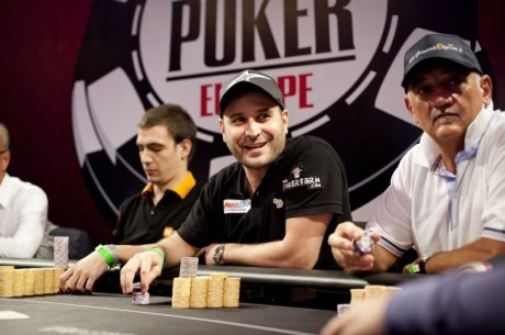 2011 WSOPE Event #2, Day 2: Ο Romanello κυνηγά το Triple Crown, το Event #3...