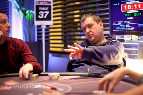 WSOPE 2011: Trickettas FT lyderis  turnyre #3, TonyG ir Domcė krenta 1 dienoje turnyre #4