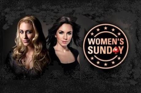 PokerStarsi pühapäevase naisteturniiri auhinnafond 15 000$