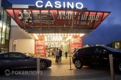2011 WSOPE Event # 2: Romanello cer iegūt Triple Crown