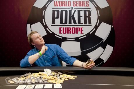 Andrew Hinrichsen conquista Evento #2 das WSOPE 2011 - €148.030