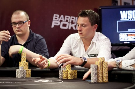 WSOPE 2011 - Sam Trickett na Final Table #3 & Selbst, ElkY e Deeb no dia 2 do #4