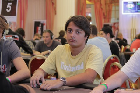 WSOPE 2011: Michel Dattani no dia 2 do  Evento #5