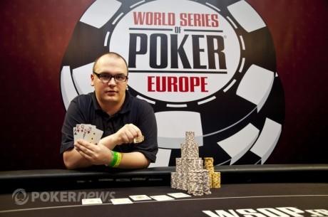 2011 WSOPE Event # 3: Успенський шостий, Event # 4: залишилося...