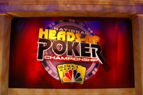 NBC ruší National Heads-Up Poker Championship