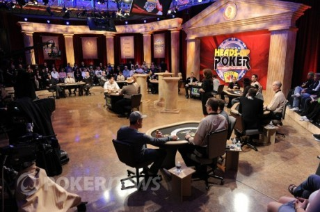 NBC National Heads-Up Poker Championship 캔슬!