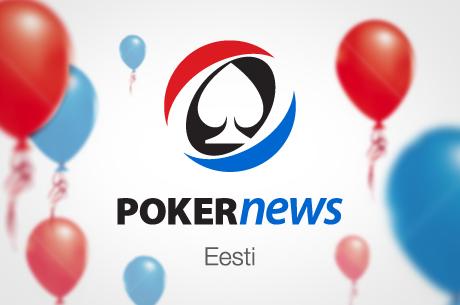 Pokernews.ee saab täna viie aastaseks!