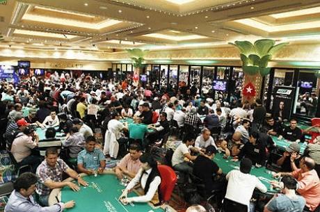Éxito de participación en el PokerStars LAPT Medellín 2011