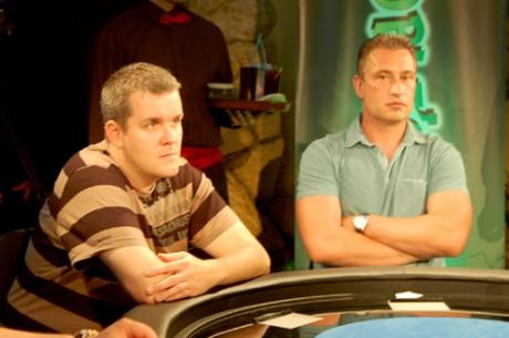 WSOPE €1.620 Six-Handed PLO: Drágár Péter a második napon