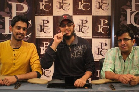 India Poker Championship October event recap