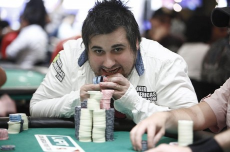 2011 PokerStars.net LAPT Colombia Day 1b: Csome Leads the Pack; Akkari Advances to Day 2