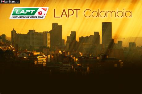 PokerStars LAPT Colombia: Sammendrag fra dag 1a og b