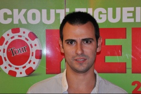 Knockout Figueira Poker: Quinaz é o chipleader do Dia 1