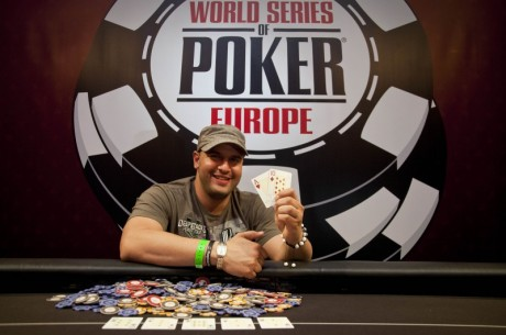Michael Mizrachi Šampion #5 Eventa: €10,400 No-Limit Hold'em (Split Format)
