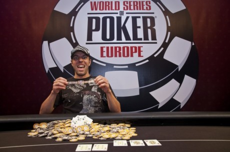 Philippe Boucher Šampion Eventa #6: €1,620 Six-Handed Pot-Limit Omaha (€124,584)