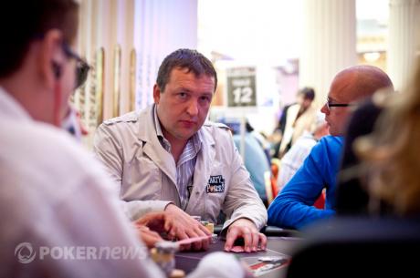 WSOPE 2011: Pagrindinio turnyro dienoje 1B tarp lyderių ir TonyG