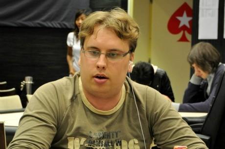 Día 1B del Main Event de las WSOPE Cannes 2011: Lari Sihvo, chip leader