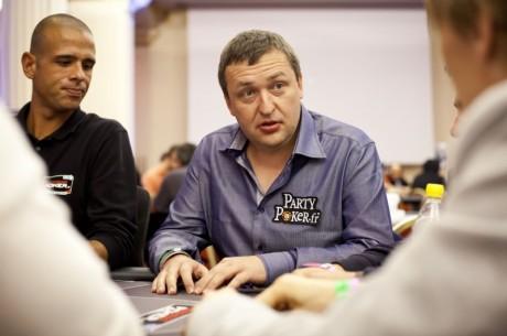 WSOPE 2011: Tony G trečioje dienoje. Pirmauja Constantas Rijkenbergas