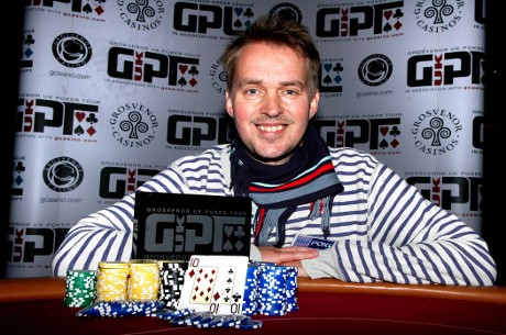 Julian Thew Wins Record Third GUKPT Main Event