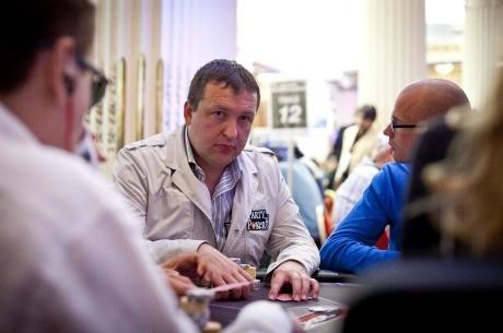 Tony G y Andrew Robl se enfrentan de nuevo, esta vez en las World Series of Poker Europe