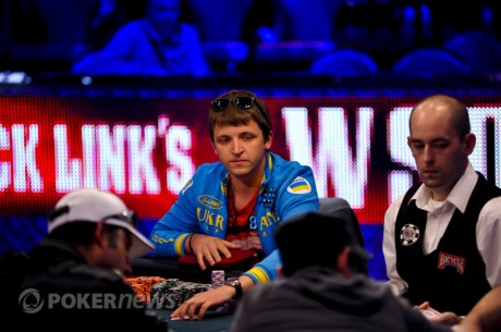 The WSOP on ESPN: Makiievskyi Thrives on Day 7; Sands & Moutinho Fall