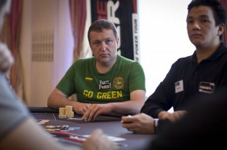 WSOPE 2011: Šešiaženklį laimėjimą užsitikrinęs TonyG žengia į 4 pagrindinio turnyro...