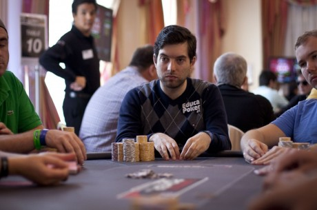 WSOPE 2011: João Barbosa é 48º no Main Event