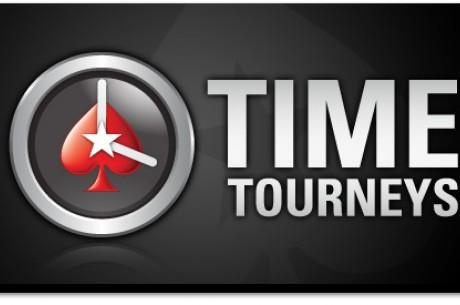PokerStars esitleb: Time-turniirid