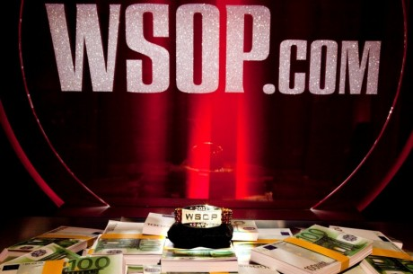 Moorman & Cody spelar WSOPE Main Event final – Antonius bubblar