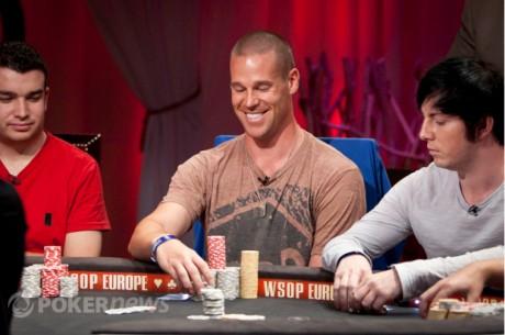 WSOPE Main Event: Máme final table, Elio Fox v nejlepší pozici