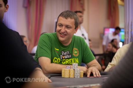 WSOPE 2011: TonyG lieka 24-as, o finalinio stalo lyderis – Elio Foxas