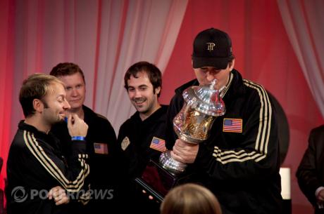 WSOPE Cezario taurėje triumfavo Amerikos komanda