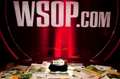 Moorman & Cody spiller WSOPE Main Event finalen – Antonius på 9. plass