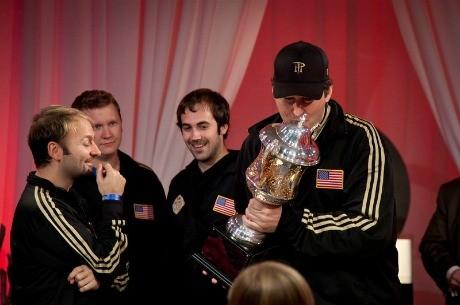 Phil Hellmuth y su equipo se llevan la Caesars Cup 2011