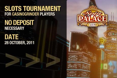 Παίξτε δωρεάν στο slot τουρνουά του Spin Palace και...
