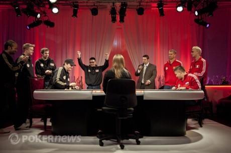 Caesars Cup 2011 - Team America vence e empata com a Team Europe