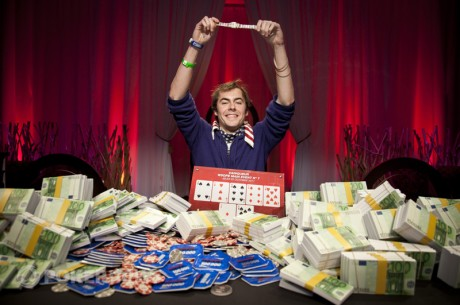Elio Fox Wins the 2011 World Series of Poker Europe Main Event