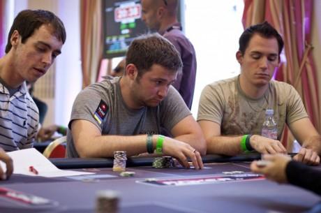 GPI: Katchalovas nustumia Mercierį, Domcė išlaiko savo pozicijas