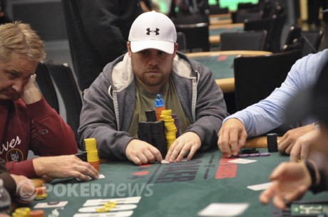 World Series of Poker Circuit Hammond Main Event Day 1a: Bianchi, Luce, & Crain Thrive