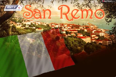EPT Live се завръща - по време на EPT San Remo!
